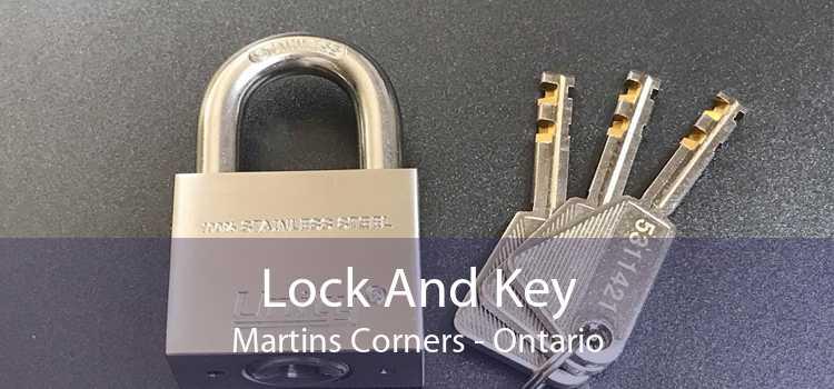 Lock And Key Martins Corners - Ontario