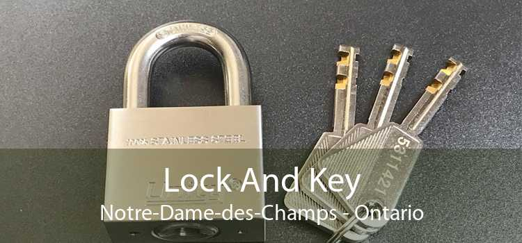 Lock And Key Notre-Dame-des-Champs - Ontario