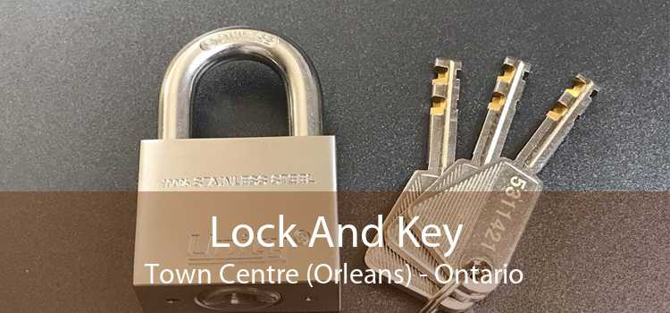 Lock And Key Town Centre (Orleans) - Ontario