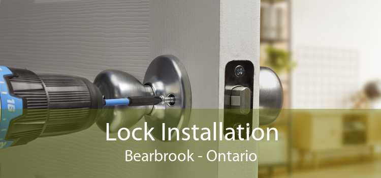 Lock Installation Bearbrook - Ontario