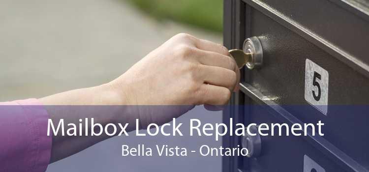 Mailbox Lock Replacement Bella Vista - Ontario