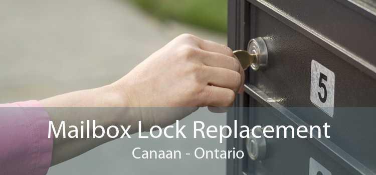 Mailbox Lock Replacement Canaan - Ontario