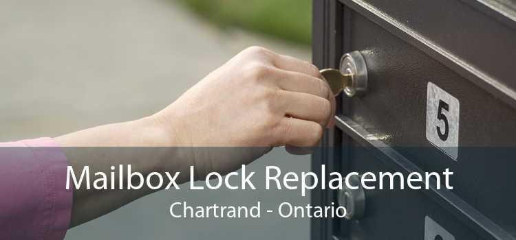 Mailbox Lock Replacement Chartrand - Ontario