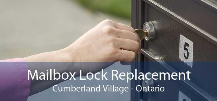 Mailbox Lock Replacement Cumberland Village - Ontario