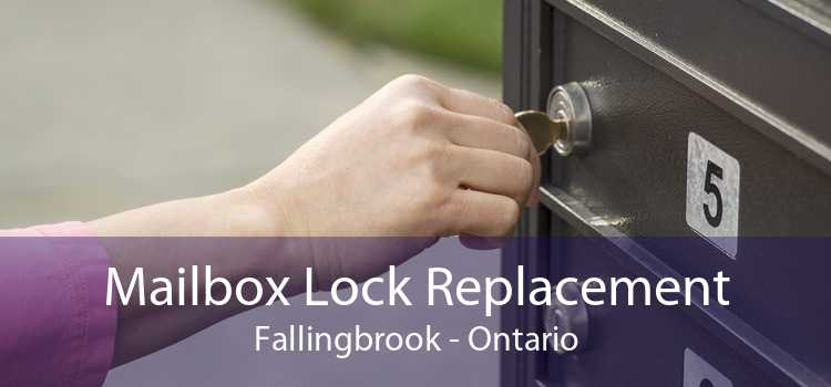 Mailbox Lock Replacement Fallingbrook - Ontario