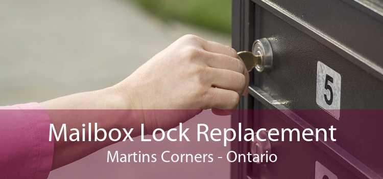 Mailbox Lock Replacement Martins Corners - Ontario