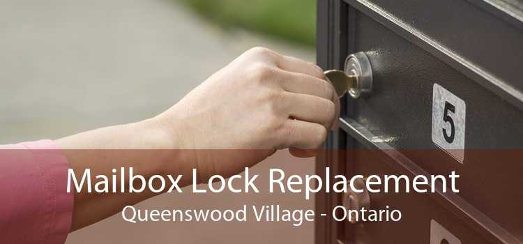 Mailbox Lock Replacement Queenswood Village - Ontario