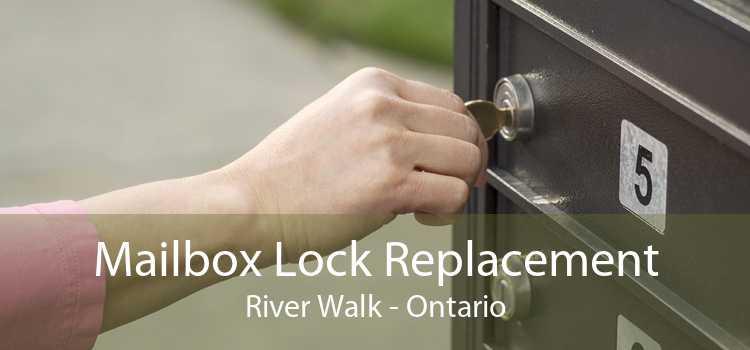 Mailbox Lock Replacement River Walk - Ontario
