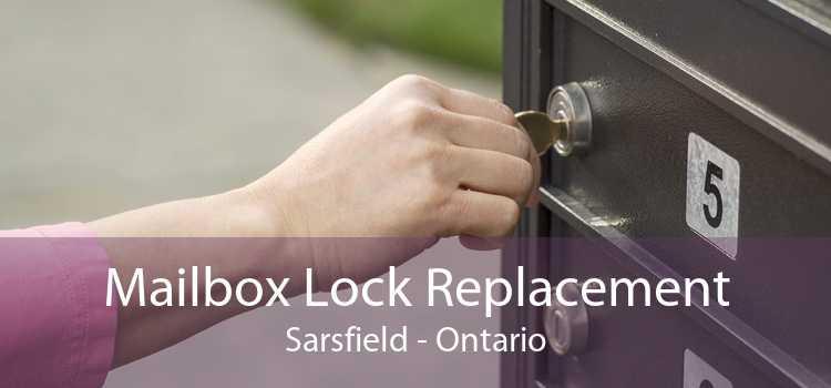 Mailbox Lock Replacement Sarsfield - Ontario