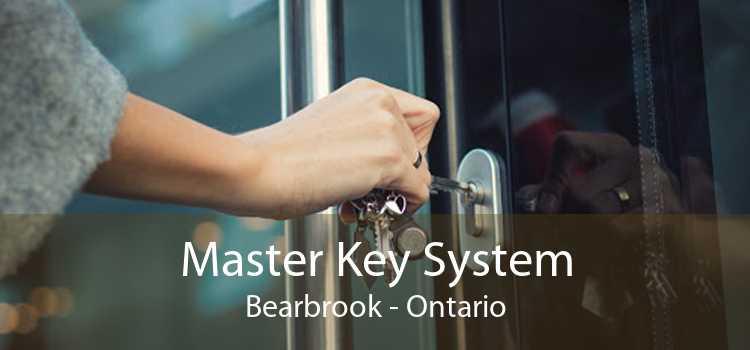 Master Key System Bearbrook - Ontario