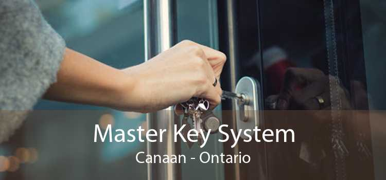Master Key System Canaan - Ontario
