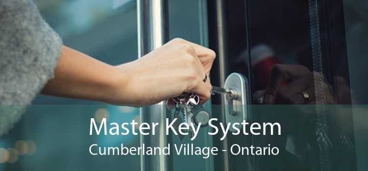 Master Key System Cumberland Village - Ontario