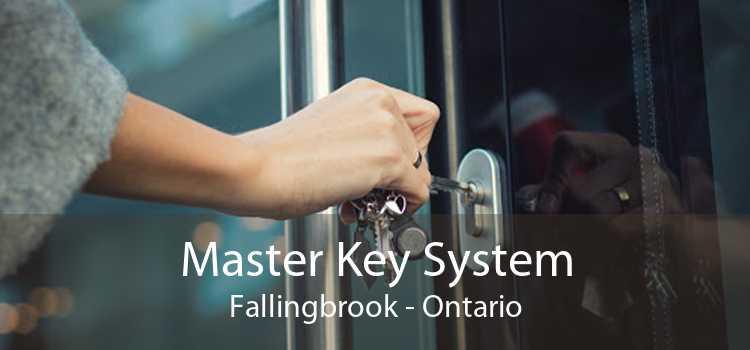 Master Key System Fallingbrook - Ontario