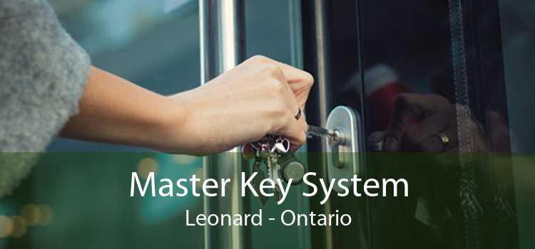 Master Key System Leonard - Ontario