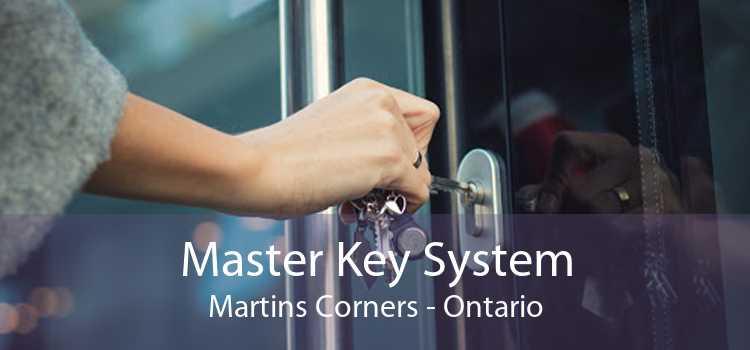 Master Key System Martins Corners - Ontario
