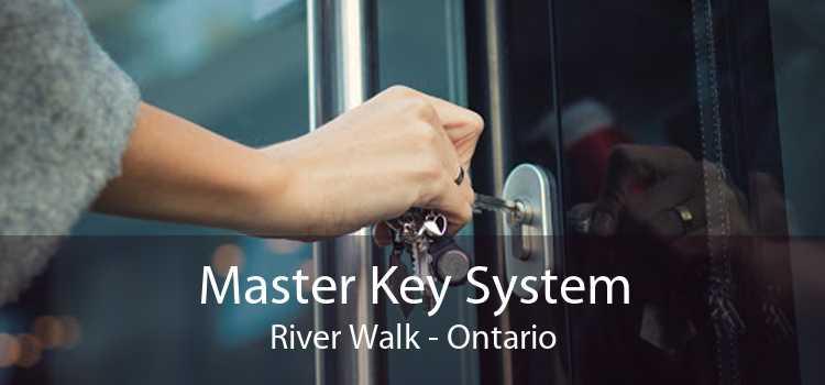 Master Key System River Walk - Ontario
