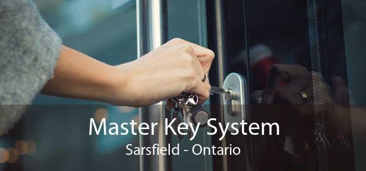 Master Key System Sarsfield - Ontario