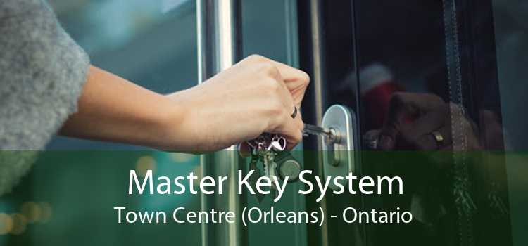 Master Key System Town Centre (Orleans) - Ontario