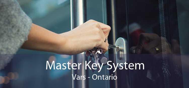Master Key System Vars - Ontario