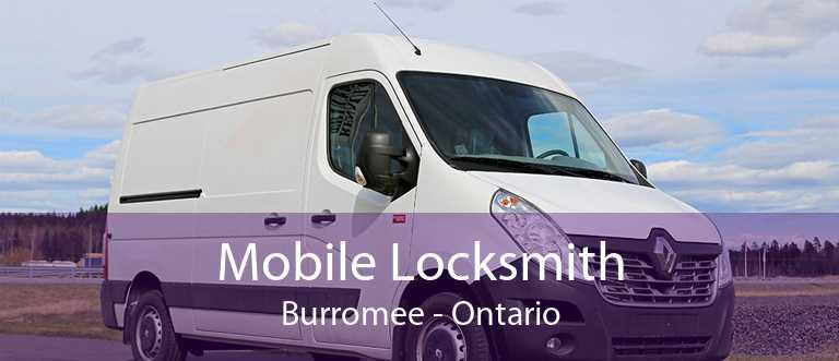 Mobile Locksmith Burromee - Ontario