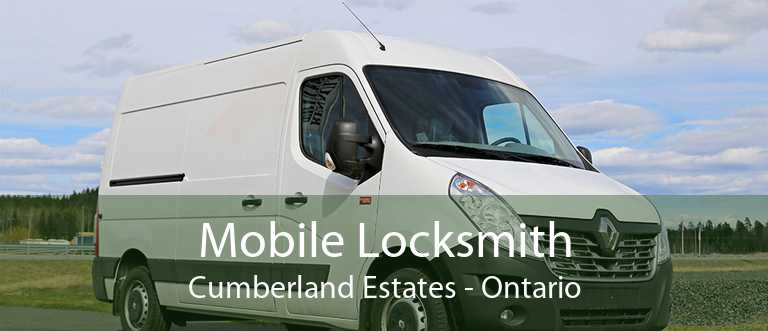Mobile Locksmith Cumberland Estates - Ontario
