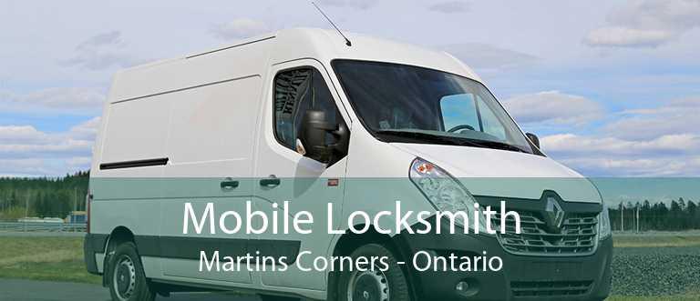 Mobile Locksmith Martins Corners - Ontario
