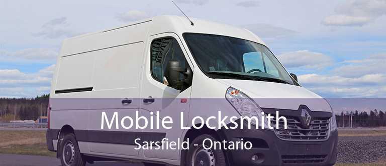 Mobile Locksmith Sarsfield - Ontario