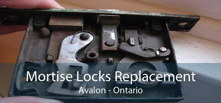 Mortise Locks Replacement Avalon - Ontario