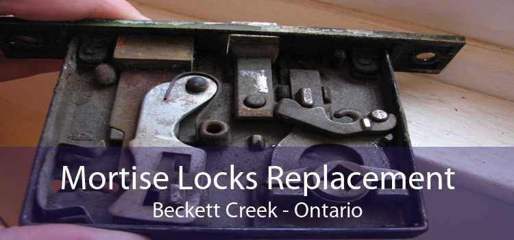 Mortise Locks Replacement Beckett Creek - Ontario
