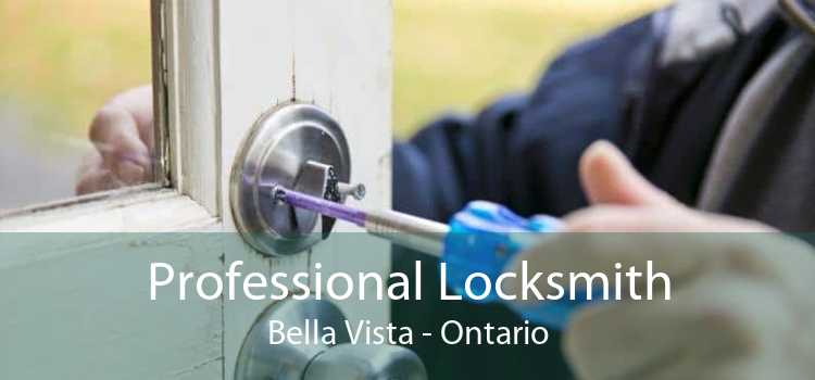 Professional Locksmith Bella Vista - Ontario