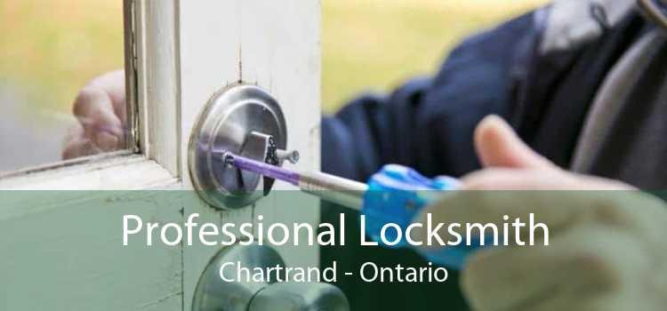 Professional Locksmith Chartrand - Ontario