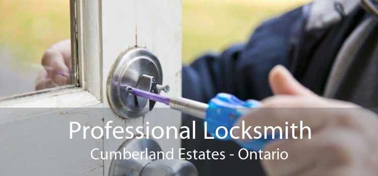 Professional Locksmith Cumberland Estates - Ontario