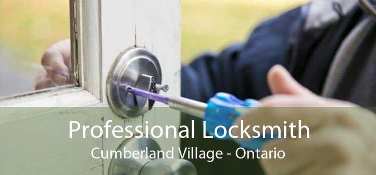 Professional Locksmith Cumberland Village - Ontario