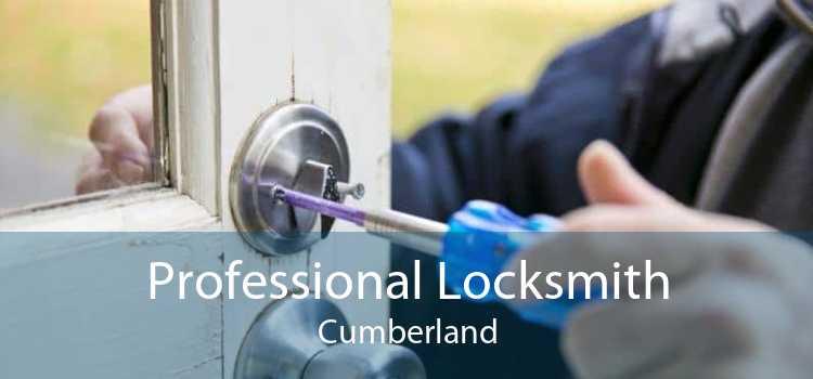 Professional Locksmith Cumberland