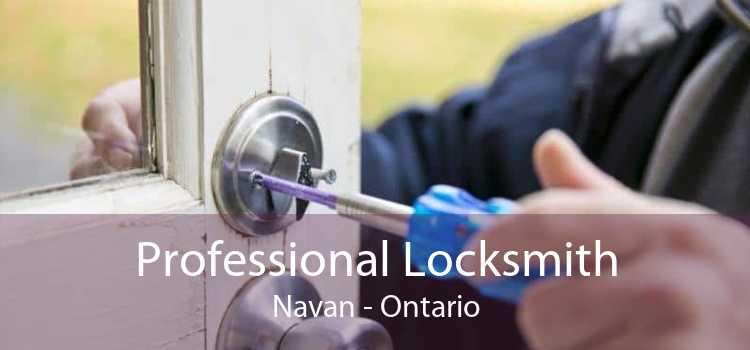 Professional Locksmith Navan - Ontario