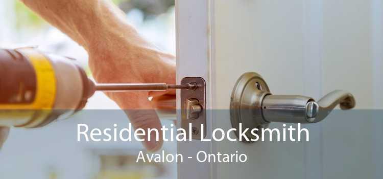 Residential Locksmith Avalon - Ontario