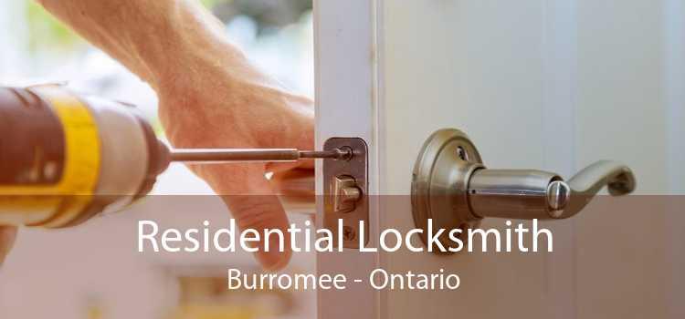 Residential Locksmith Burromee - Ontario