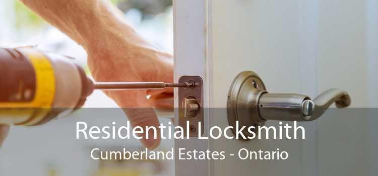 Residential Locksmith Cumberland Estates - Ontario