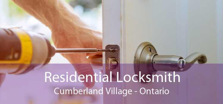 Residential Locksmith Cumberland Village - Ontario