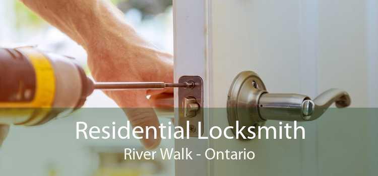 Residential Locksmith River Walk - Ontario