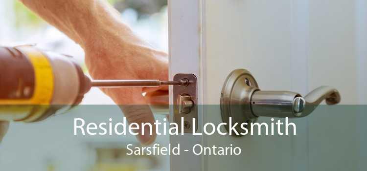 Residential Locksmith Sarsfield - Ontario