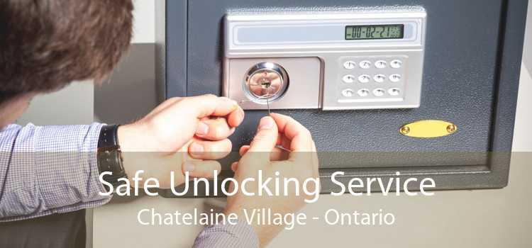 Safe Unlocking Service Chatelaine Village - Ontario