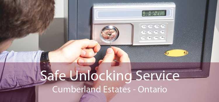 Safe Unlocking Service Cumberland Estates - Ontario