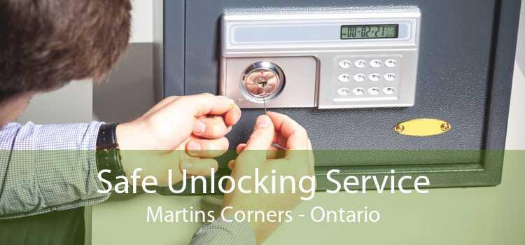 Safe Unlocking Service Martins Corners - Ontario