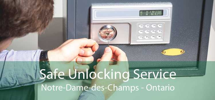 Safe Unlocking Service Notre-Dame-des-Champs - Ontario