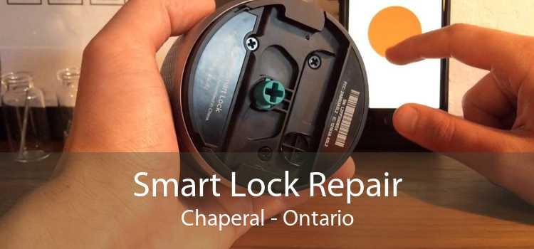 Smart Lock Repair Chaperal - Ontario