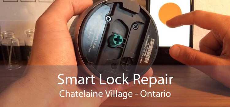 Smart Lock Repair Chatelaine Village - Ontario