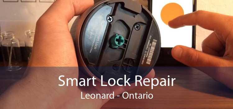 Smart Lock Repair Leonard - Ontario
