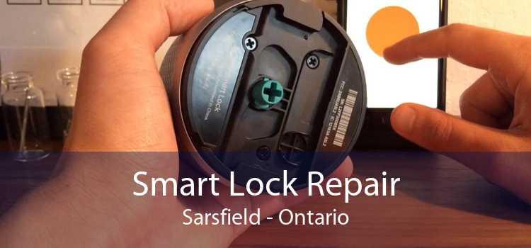 Smart Lock Repair Sarsfield - Ontario