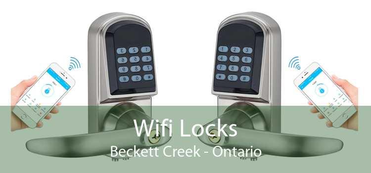 Wifi Locks Beckett Creek - Ontario